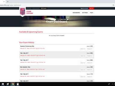 Nfhs Online Exam System