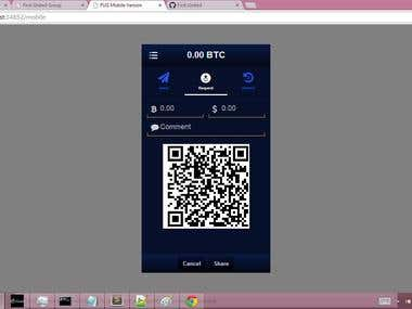 Digital currency Wallet