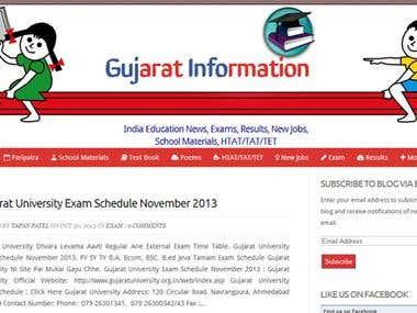 Gujarat Informations