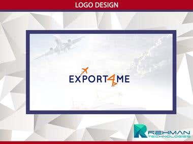 Logo - Export 4 Me