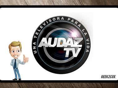 Logo - AudazTv