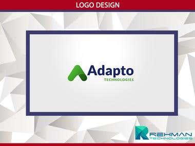 Logo - Adapto