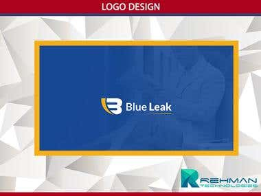 Logo - Blue Leak