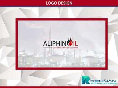 Logo - Aliphin Oil