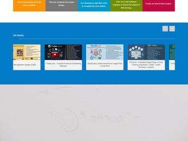 Website for Xeroneit