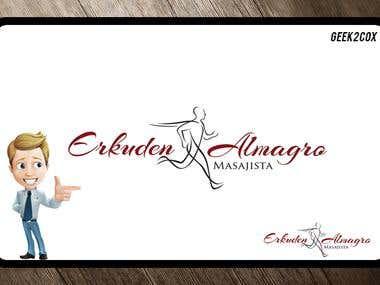 Logo - Masajista