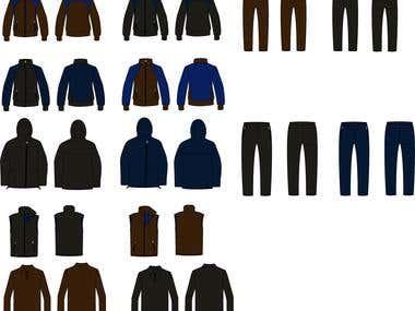 men sportswear collection