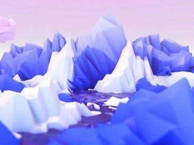 Glaciar Rush