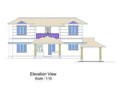 House plan 2D