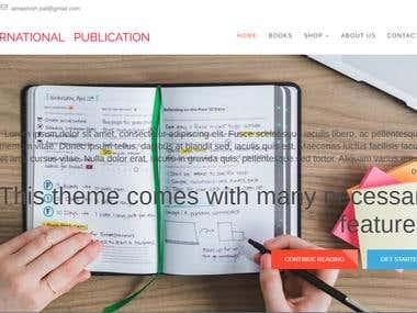 Publication website