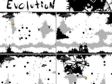Sandy Evolution