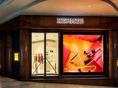 Revolución de Miradas for Hermès Argentina