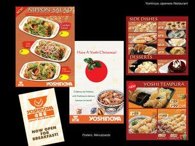 Yoshinoya Japanese Restaurant