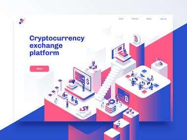 Crypto platform