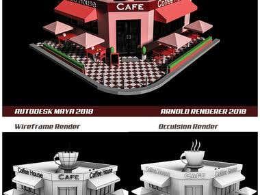 3D Model Sheet