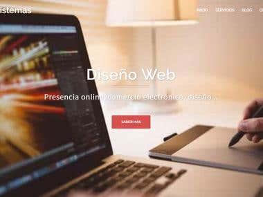 Webpage responsive