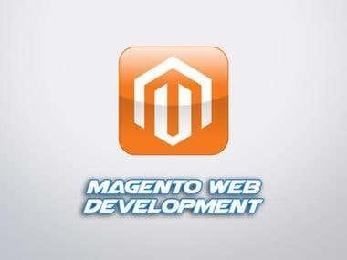 MEGENTO WEB DEVELOPMENT