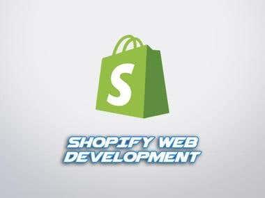 SHOPIFY WEB DEVELOMENT