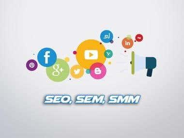 SEO SEM & SMM