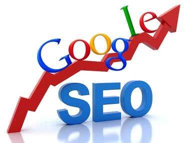 SEO - Ranks on Google