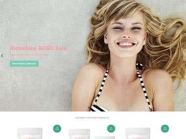 Online SKINNY TEATOX ACCESSORIES Store