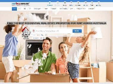 Real Estate Web Development & Design