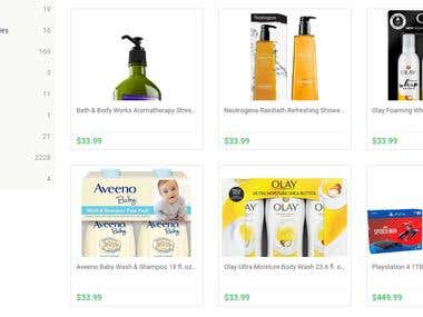 Listing items on Brisksale marketplace