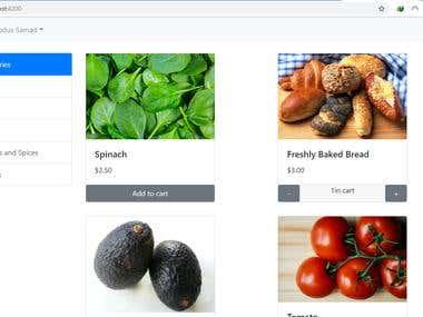 E-Commerce Web Application