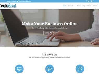 TechOstad(Digital Agency)