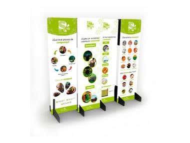 Diseño de Banner para blog de Rutina Sustentable