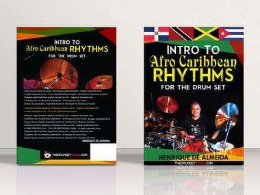 Afro Acribbean Rhythms book cover