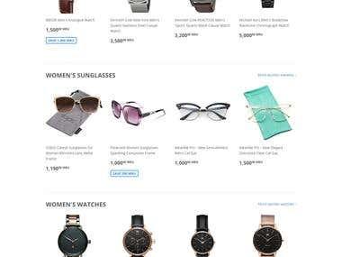 Minou Store - Shopify