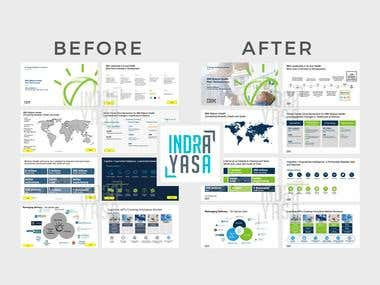 Designed Before After | IBM Interactive