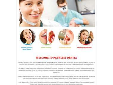 Paynless Dental clinic