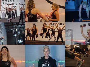 HIIT Factory Promo - Interviews - testimonials