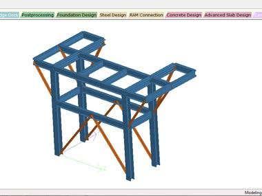 Steel Structure Design & Analysis