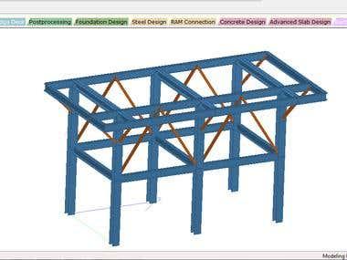 Steel Structure Design & Design