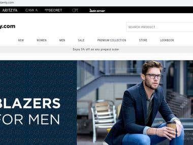 online eCommerce