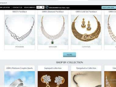 online jwellery store