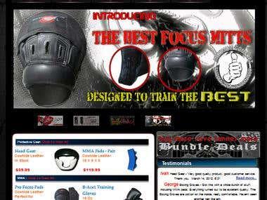 Bestsports.ca Online MMA ,Boxing Gloves