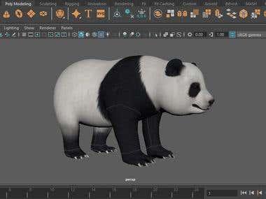 Panda Model