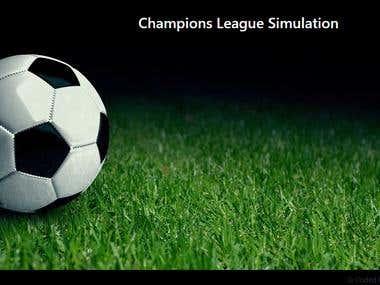 Football Simulation (JS)
