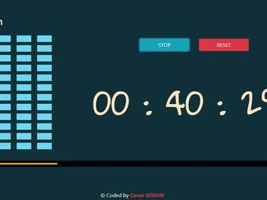 StopWatch (JS)