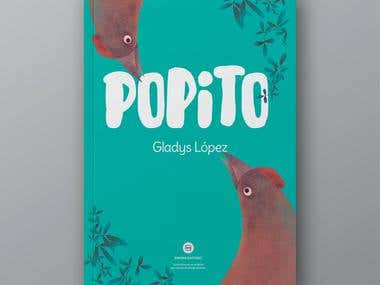Children´s Book illustration: Popito.