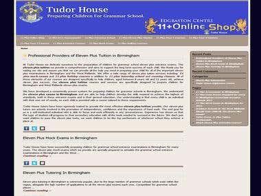eleven plus website
