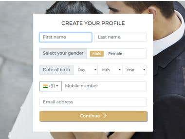 online matrimonial and dating website and app