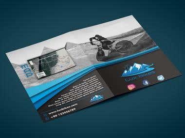 Cover Brochure Design