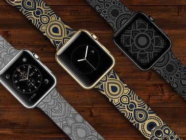 WATCH BAND DESIGN