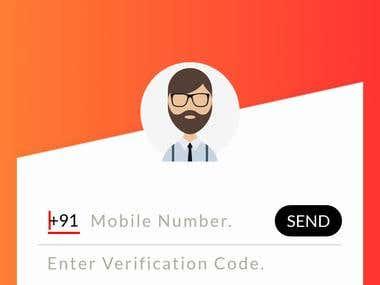 Mobile Application - Reffo Emergency Help App