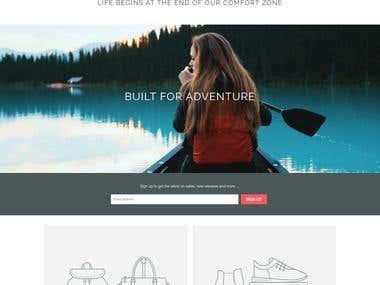 Shopify Customize Theme